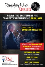 David Clark's Songs in the Attic - a Tribute to Billy Joel